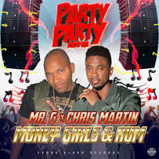 Girls money and Rum - Party Party Riddim